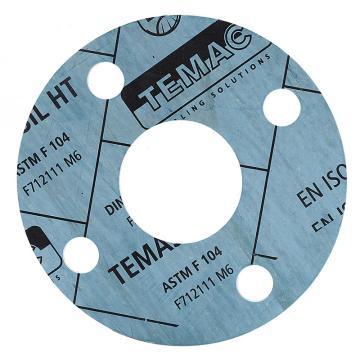 HG/T20606 高温高压芳纶纤维无石棉垫片TC-33 RF DN80 PN40 T=1.5mm ,10片/包