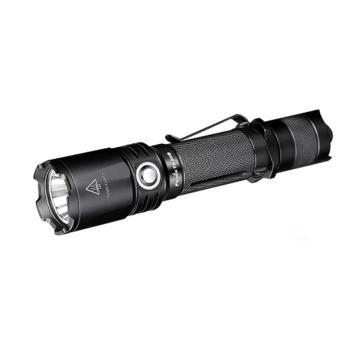 Fenix 高亮执勤LED手电筒 TK20R黑色1000lm 含1节18650锂电池、USB线、手电套,单位:个