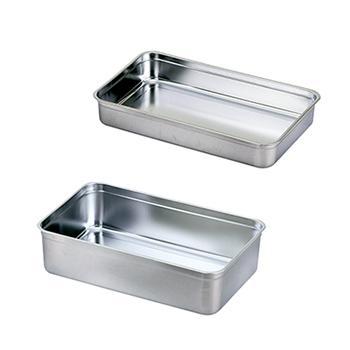 进口不锈钢深型长盆,33型,5.2L