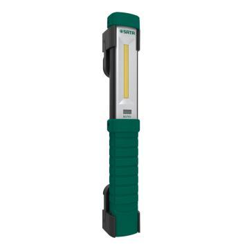 世达 90761 防水300双照明锂电池工作灯