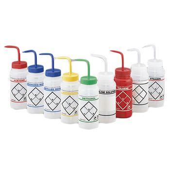 进口带标签清洗瓶,11646-0631,去离子水
