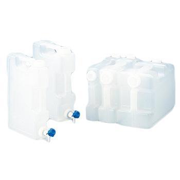 进口方形瓶,容量5(带龙头)L