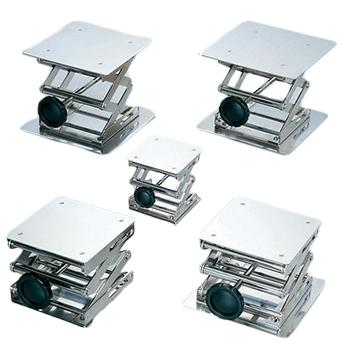 亚速旺 升降台,顶板×底座80×80mm,旋钮式