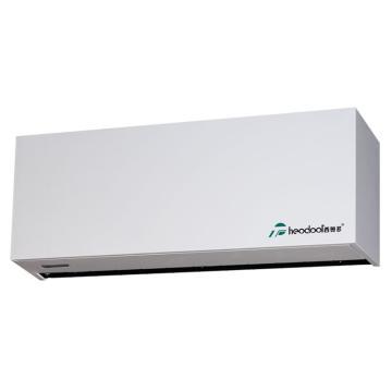 离心式大功率遥控热风幕,西奥多,RM-4012S-3D/Y,380V,发热功率16KW。不含安装