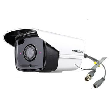 海康威视 130万像素红外防水筒型监控摄像头,支持30~40米红外,准星光级夜视DS-2CE16C3T-IT3