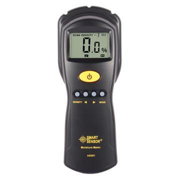希玛/SMART SENSOR 非接触木材水份仪,AS981,2-70%