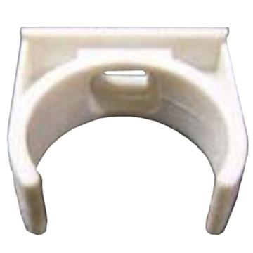 联塑 白色PVC线管卡扣 DN20