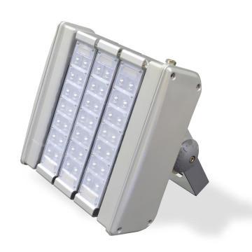 翰明光族 GNLC9621 LED泛光灯 90W 冷白6000K 座式/挂壁式 U型支架安装