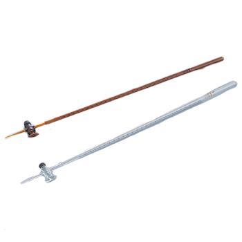 进口滴定管,白色(玻璃阀),25ml