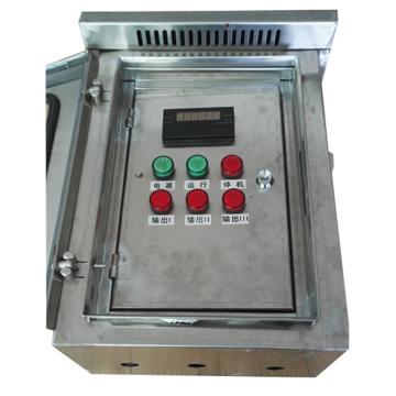 华强 皮带速度检测仪就地控制装置,HQJD-2014Y/D