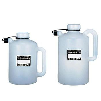 进口带把手聚乙烯瓶,2L,口内径×瓶体直径×高 φ45×φ125×220MM