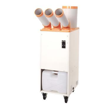 瑞电 工业移动式空调,SS-56EG2-8A(原SS-56DG-8A和SS-56EC-8A),冷房能力2HP,220V,无摇头装置