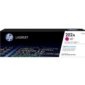 惠普(HP) 品红色硒鼓, 202A CF503A适用于 HPM254NW/DW/M280NW 约1300页 单位:个
