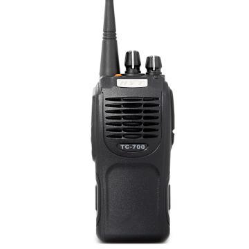 海能达多功能型专业无线对讲机,TC700