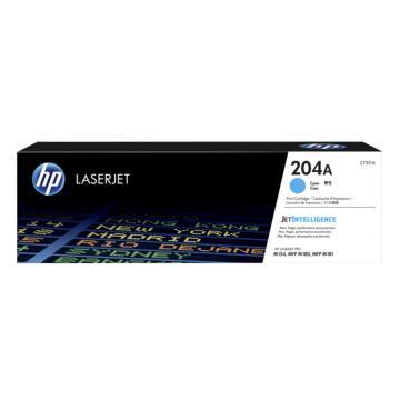惠普(HP) 204A硒鼓,适用于 HPM154A/M180N/M181F CF511A青色硒鼓(204A)约900页 单位:个