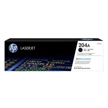 惠普(HP) 204A硒鼓,适用于 HPM154A/M180N/M181F CF510A黑色硒鼓(204A)约1100页 单位:个