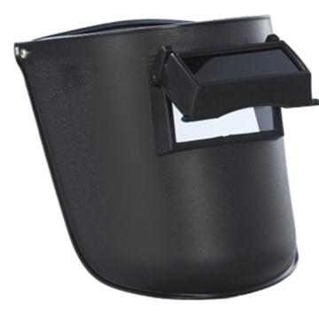 蓝鹰 焊接面罩,6PA2,头戴式 搭配安全帽使用焊接面罩 含镜片