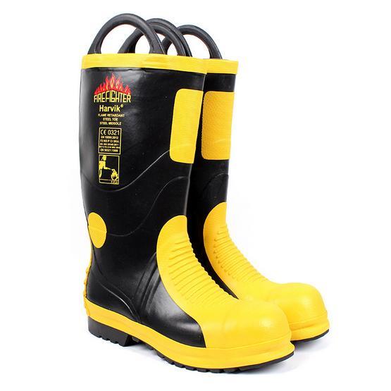 雷克兰 绝缘灭火战斗靴,9687L-43