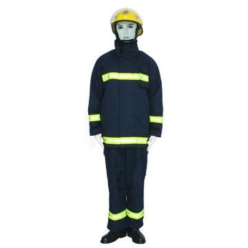 美康 2002式灭火训练防护服,只能用于日常训练使用,尺码:S