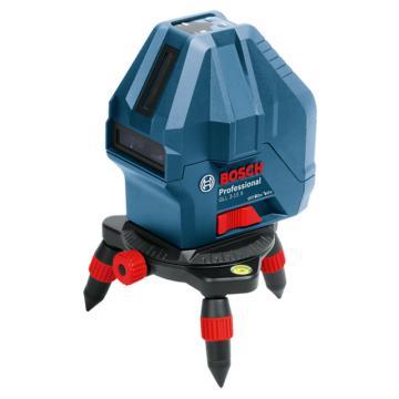 博世/BOSCH 激光水平仪,GLL3-15X,红光3线1点,产品编号:0601063M80