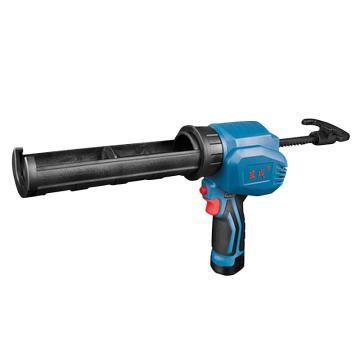 東成充電式打膠槍,適于300ml筒裝膠,12V 1.5Ah,DCPJ12-A