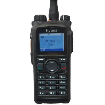 海能达 专业数字对讲机,PD780