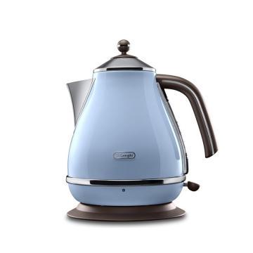 德龙Icona复古系列电水壶,海洋蓝 KBOV2001.AZ,单位:台