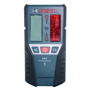 博世/BOSCH 水平仪接收器LR2,测量范围50m,配水平仪GLL5-50,GLL3-80P使用,产品编号:0601069100