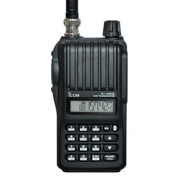 艾可慕(ICOM) 无线对讲机,手台民用 IC-V80E(VHF:136-174MHZ)