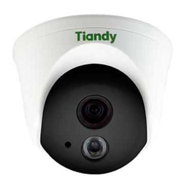 天地伟业 200万网络半球摄像机1080P高清摄像头30米红外防水,TC-NC220-i3(2.8mm)