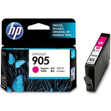 惠普(HP) 品色墨盒,T6L93AA 905(适用于HP OJ6960,6970) 单位:个
