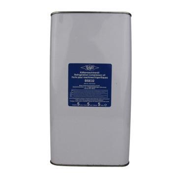 比泽尔 冷冻油,BSE32,5L/桶