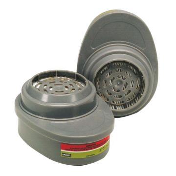 MSA 10120762 GME(P100)优越型面罩配套滤片,2个/包