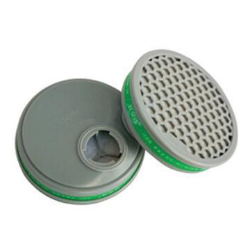 百安达滤盒,防氨及衍生物过滤件,2个/袋,3411