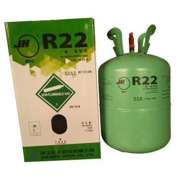 巨化 制冷剂,R22,13.6kg/瓶