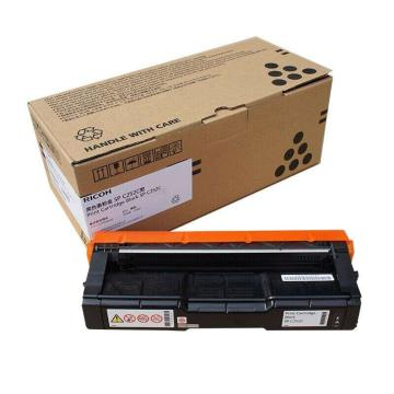 理光黑色标准墨粉盒SP C252C型(407561) 适用C252DN/C252SF 打印4500页