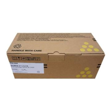 理光黄色标准墨粉盒SP C252C型(407564) 适用C252DN/C252SF 打印4000页
