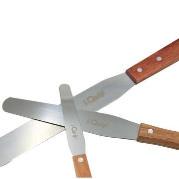 木柄不锈钢刮刀,不锈钢,99mm,1个