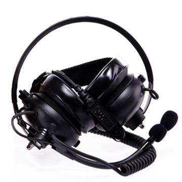 摩托罗拉原装重型头戴式耳机