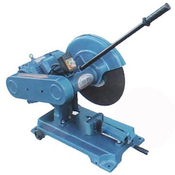 东成型材切割机,380V 3000W 63kg,砂轮尺寸400×32×3.2mm,J3GFF-03-400
