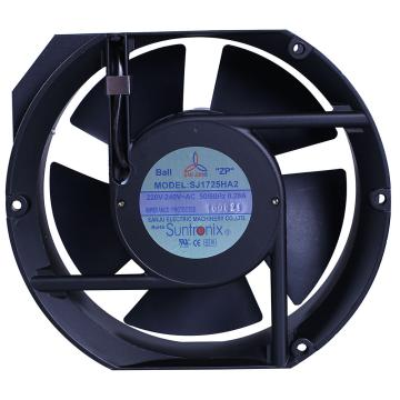 三巨 散热风扇(椭圆型),SJ1725HA2,220V,端子式,滚珠轴承,172×150×50mm