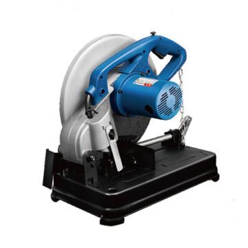 东成型材切割机,2000W,砂轮尺寸355×3×25.4mm,J1G-FF04-355