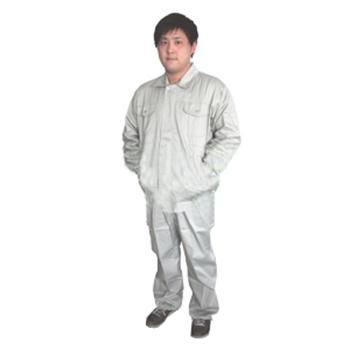 工作服,42支涤卡工作服,米色,尺码:160