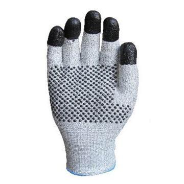 海太尔 5级防割手套,0050-9,超级防割指浸手套 220mm