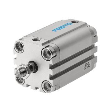 费斯托FESTO 紧凑型气缸,双作用基本型,活塞杆端内螺纹ADVU-50-25-A-P-A,156639