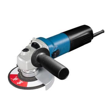 东成角向磨光机,850W  11800r/min,100mm盘径,S1M-FF-125A