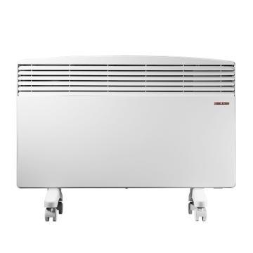 斯宝亚创 挂墙/移动对流式电暖器/带移动滑轮CNS 250FG V2, 220V,2.29KW,自然对流静音,尺寸450*890*78mm,不含安装