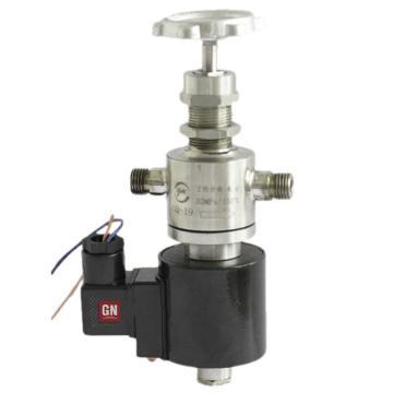 苏州国能 保护阀 产品型号:GQ19,参数:公称通径:4mm,电压:25V,适用于汽水取样装置:QSZ