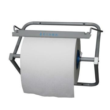 康奇挂壁式纸架,KQ-217,H40cmxW40cmxD20cm 1个/箱 灰色烤漆