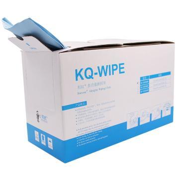 邦拭多功能擦拭布,蓝色单层  折叠 250x350mmx300张/盒 6盒/箱